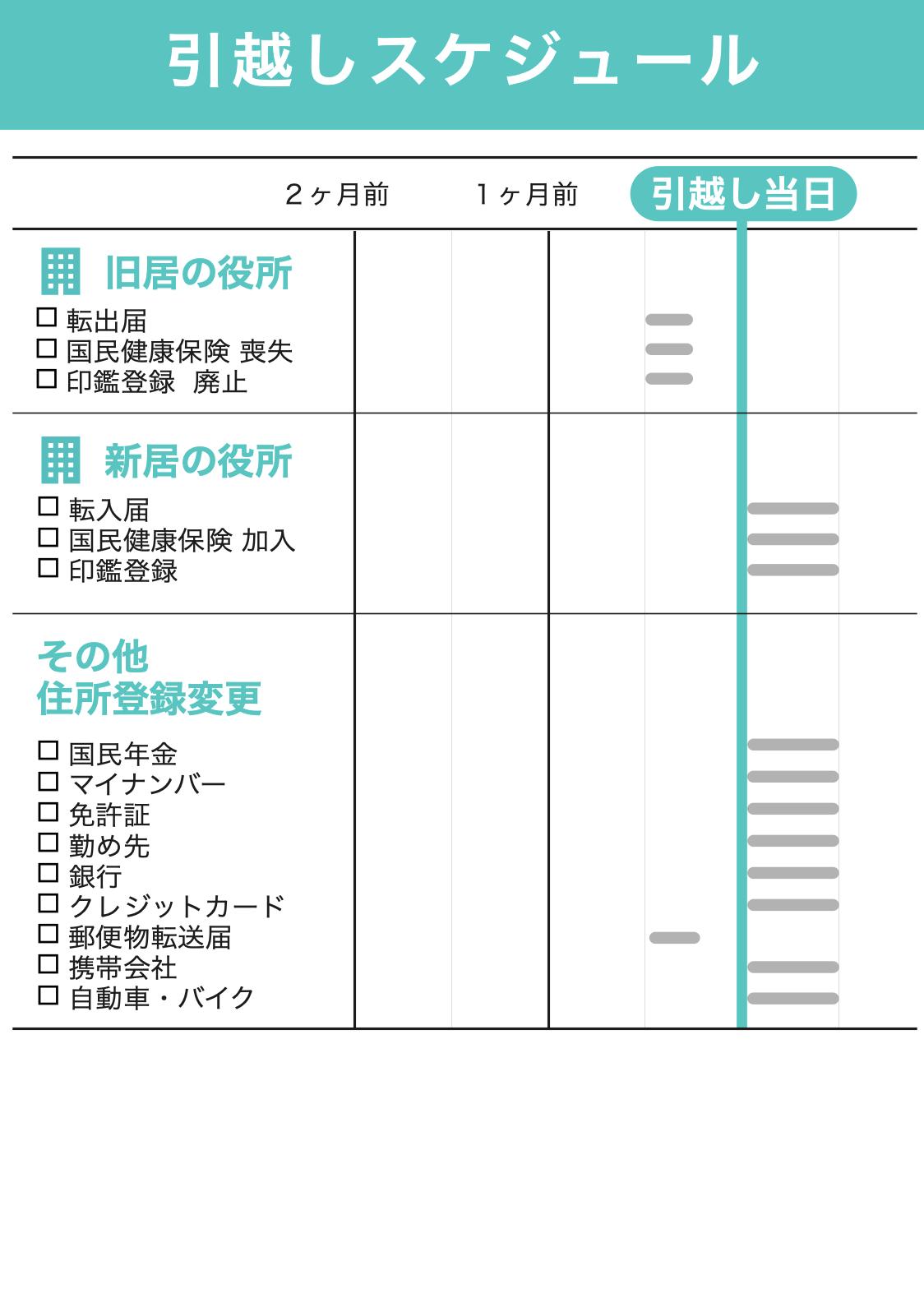 引越しスケジュール_No2